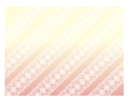 Lace background (warm color)