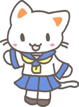 Sailor suit yakko