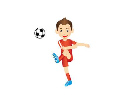 男孩3(足球3)