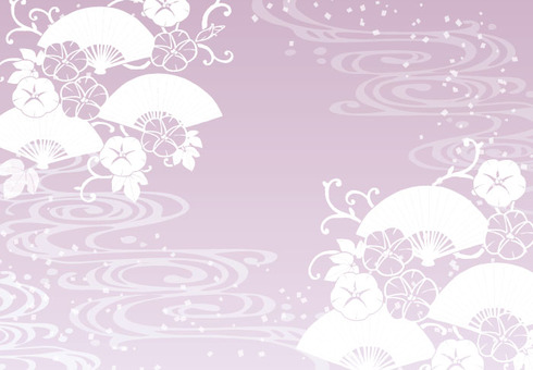 Background (with handle 2A · 桜)