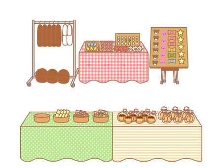 Bazaar store