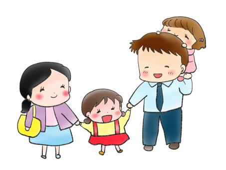 행복한 가족