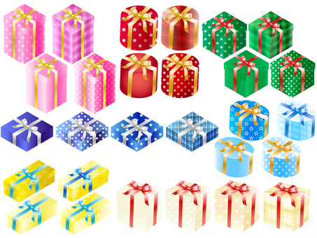 ai gift box 28 pieces set