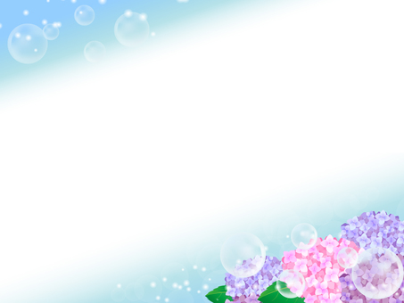 Hydrangea's background 6