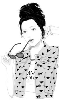 Women Illustration 66