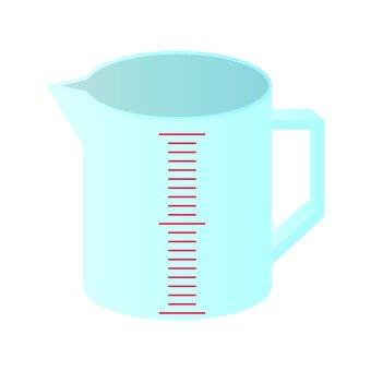 Measuring cup 2