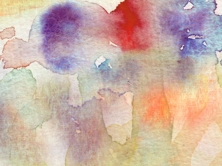 Watercolor wind background 4