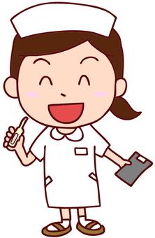 Nurse illustration
