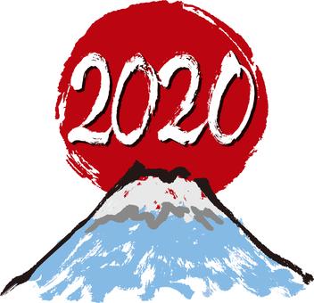 Mt. Fuji 2020