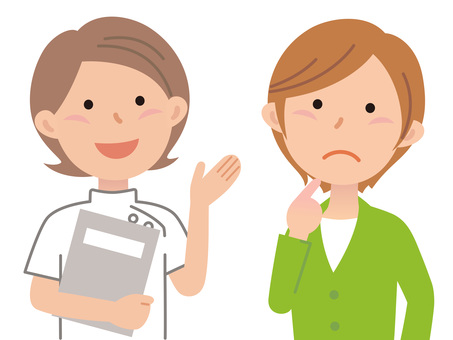 61007. Female managers and patients 2