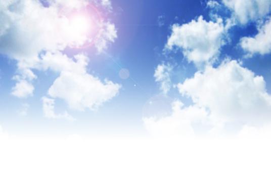 Summer Sky _ 1
