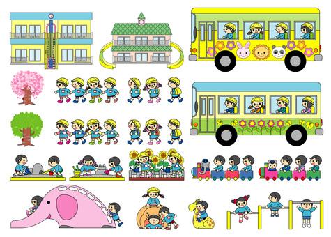幼稚園-1