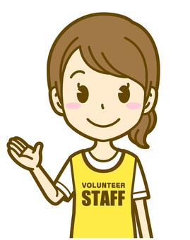 Woman (volunteer): A_Information 01BS