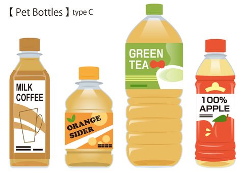 Pet Bottle Type C
