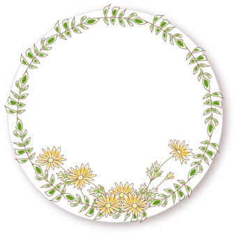 Flower wreath_25