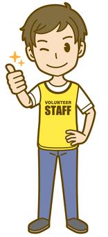 Male (volunteer): A_Nice 01FS