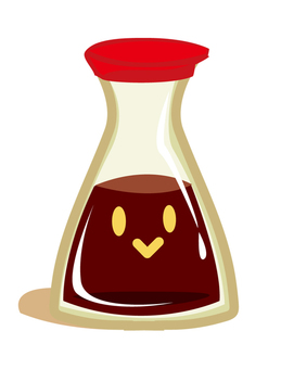 Soy sauce character
