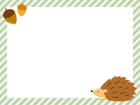 Frame _ Hedgehog
