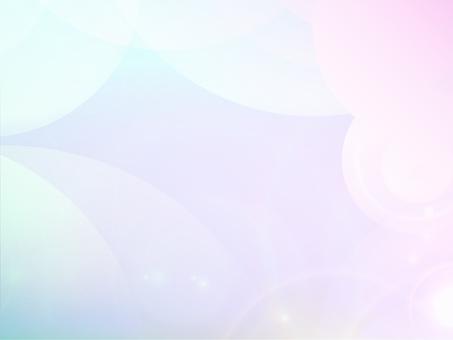 Sheer background (pastel color)