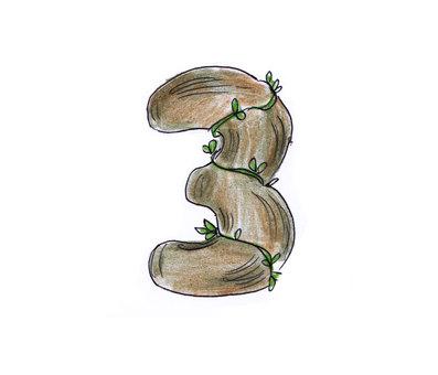 Number (Wood 3)