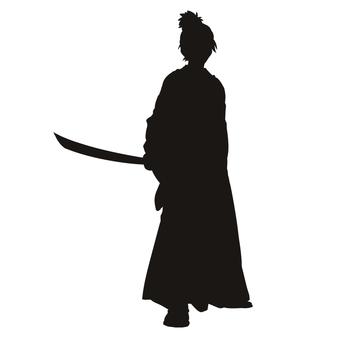 Samurai 2 (Silhouette)
