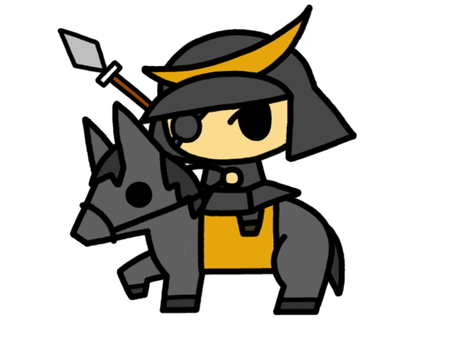 Date Masamune Black