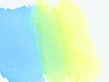 Summer color gradation