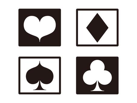 撲克牌圖標[1]