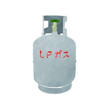 Gas cylinder 1