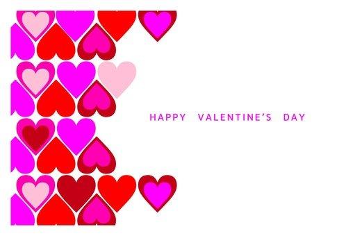 Heart mark card (6)