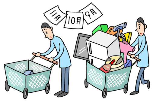 Second-hand consumption and buying refusal