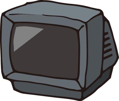 Home electronics (TV · CRT OFF)