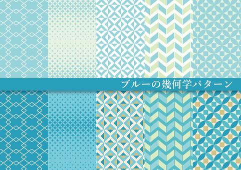 Geometric pattern (pattern 10)