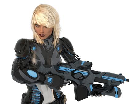 惑星パトロール女子