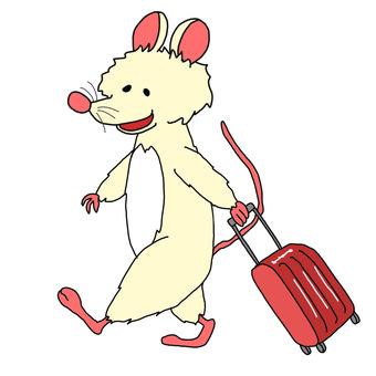Mouse trip