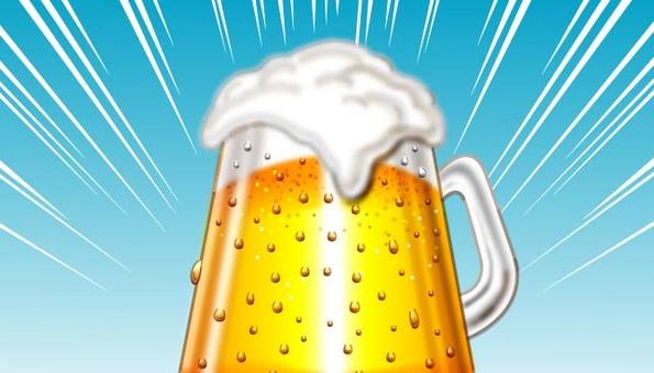 Beer toast I