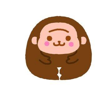 A monkey's object