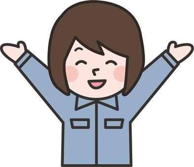 Working woman _ joy 01