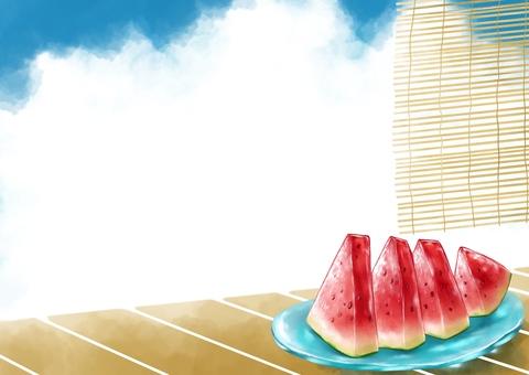 Watermelon and Edge
