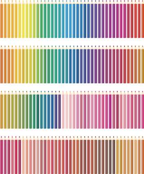 컬러 연필 - 2 호