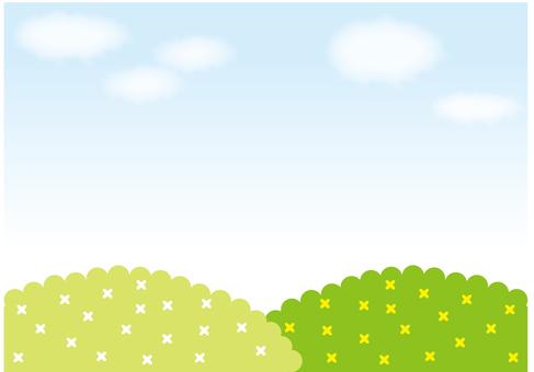 景觀 - 夏天 - 綠色