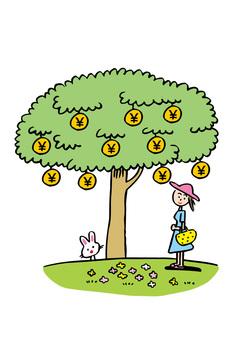 Savings tree