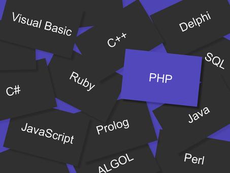 프로그래밍 언어 PHP