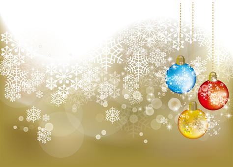 Snow Crystal Ornamental Ball 8