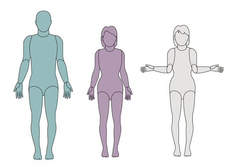 Standard People Silhouette
