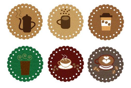 Cafe coaster