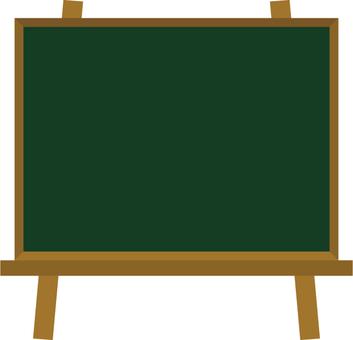 Easel _ blackboard