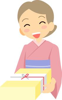 Summer / Omoto (Winter / Gifts) 2