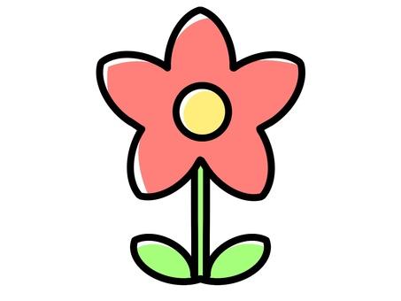 귀여운 꽃