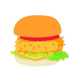 Tokushima Burger 1